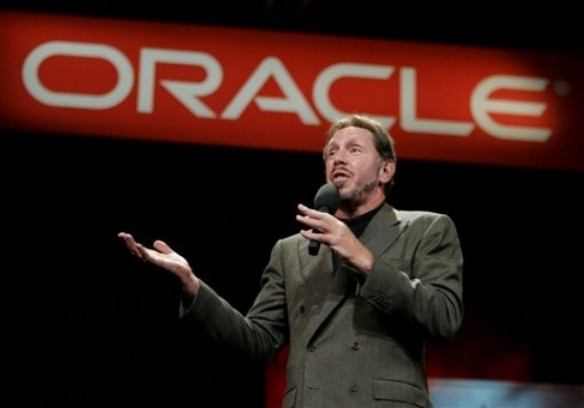 Lawrence Ellison Oracle