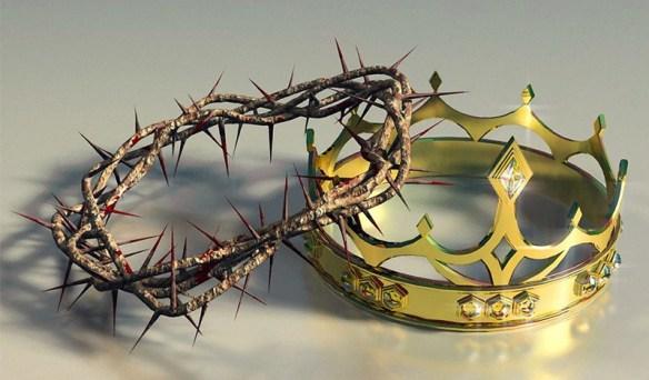Coroane de spini si aur