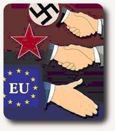 Nazism Comunism UE