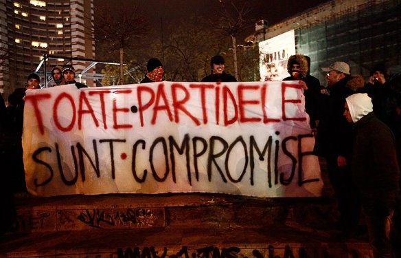 Partidele compromise