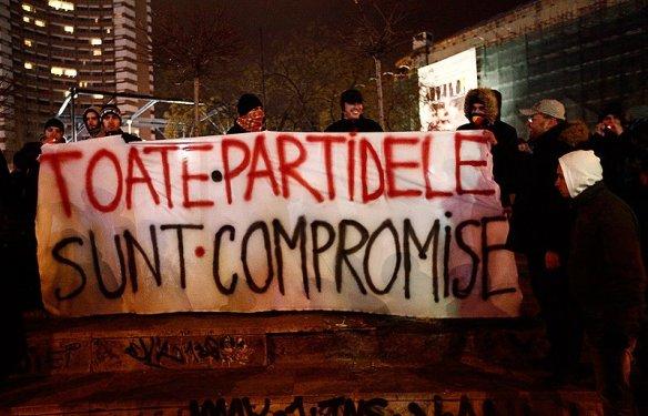 Partidele compromise